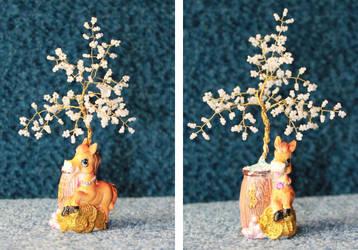 A pony tree by Spirit-of-Laharah