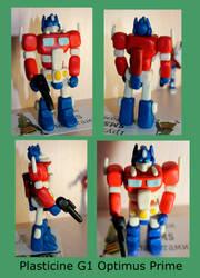 G1 Optimus Prime by Spirit-of-Laharah