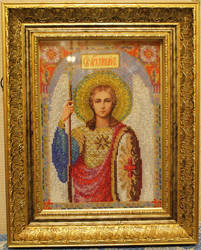 Saint Michael the Archangel by Spirit-of-Laharah