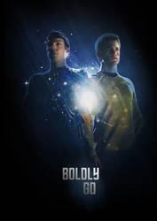 Star Trek XII Teaser Poster by tanman1