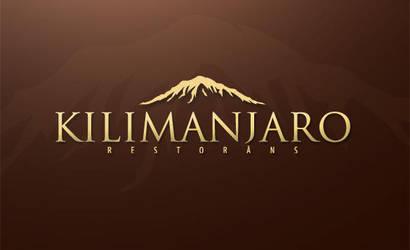Kilimanjaro restorant logo by DesignMeBranding