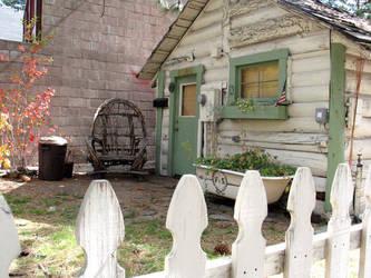 cabin by sirari