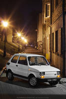 Fiat 126p by KonradJanicki