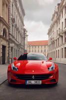 Ferrari FF by KonradJanicki