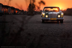 Mercedes W109 by KonradJanicki