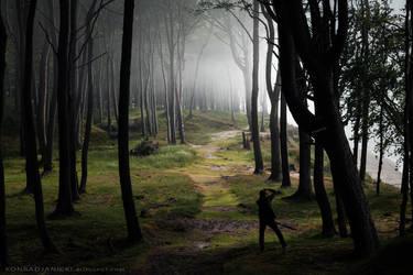 light and darknes by KonradJanicki