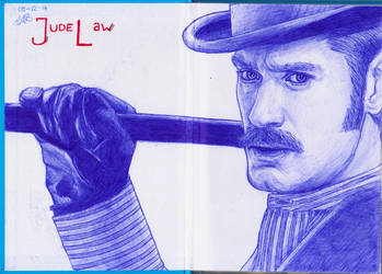 John Watson by owkluvu