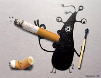 Smoke by Tarelkin
