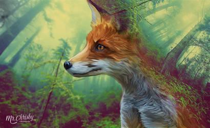 FOX by mrchrisby