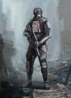 Future Soldier by waywalker