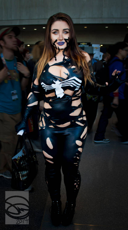 Sexy Venom by Jabroni312