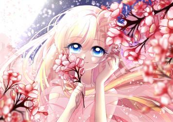 Happy Birthday Erina! by SawaiiDoll