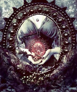 Safe Inside Myself II by Anacorreal