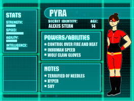 Young Justice OC by Anemoi-Anemi