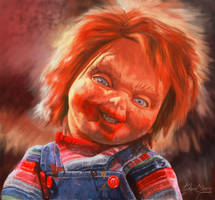 chucky by disresponsible