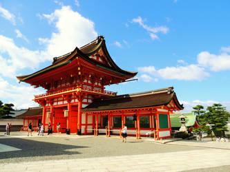 Fushimi-Inari 09 by Hikaru979