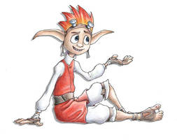 The Other Side of Daxter by pearlzu