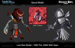Garud Game Model by pearlzu