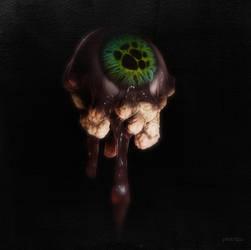 Monster Eye by pearlzu