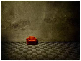 Fotel by kisskornel
