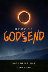 Heroes: Godsend Book Cover Concept by Sklarlight