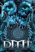 DMT - Blue Hands Fractal by DMTmetal