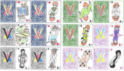 All Venturiantale Cards by wildkeeping