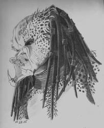 Predator by professorwagstaff