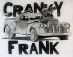 Fury Road Cranky Frank by professorwagstaff