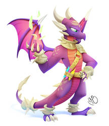 Cynder Reignited by BMBrice
