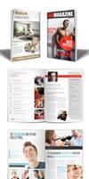 Modern Magazine Vol 2.0 by UnicoDesign