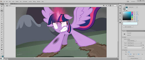 Battle (W.I.P) by ViperBrony454