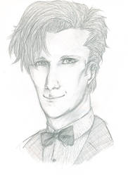 Eleventh Doctor by noxialis