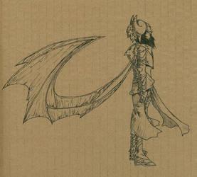 Dragon Man by noxialis