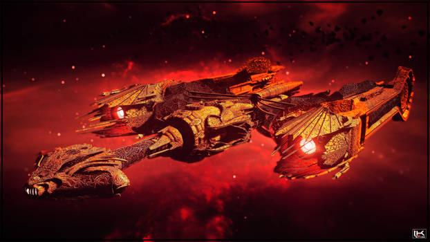 Sarcophagus - Ship Of The Dead #01 by Kurumi-Morishita