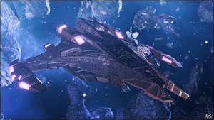 Jem'Hadar Dreadnought Carrier 2018 #04 by Kurumi-Morishita