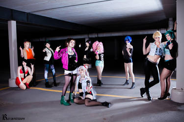 Bad Girls Do It Well by Olivias-Atelier