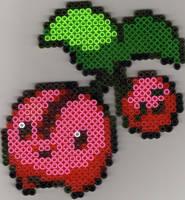 Cherubi - Cherry Pokemon by WereMorta