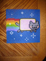 Poptart Cat by WereMorta