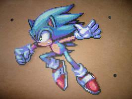 Sonic's Ready To Brawl by WereMorta