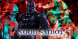 Noob Saibot by RaulMarian