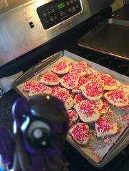 Freshly Bakeds Hearts and Hooves Day Cookies by FreshlyBaked2014