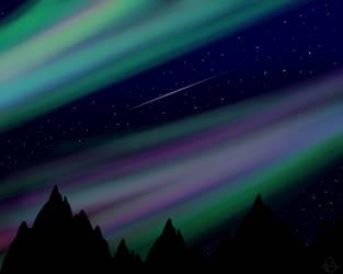 Northern Lights by Ghatz222