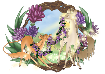 Flower Friends the Princess' Riddle by Windklang