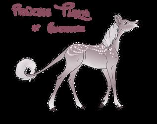 Tahlia | filly | Glenmore | Princess by Windklang
