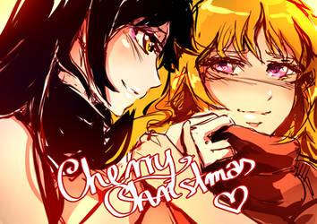 Bumblebee Christmasu by CherryInTheSun