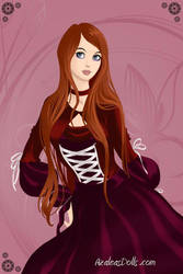 Princess Elizabeth by abbybiersack