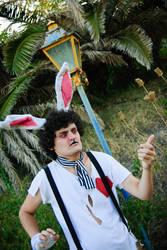 White Rabbit by sergionajarro