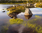 Tent Tarn by slayer-of-moments