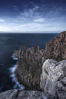 Cape Raoul, Pre Dawn by slayer-of-moments